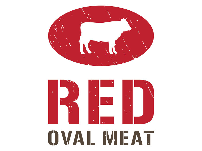 Red Oval Meat